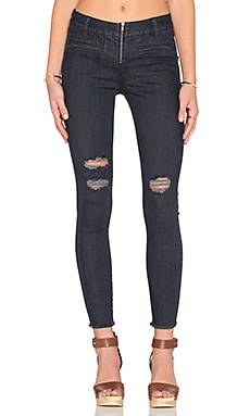 AMUSE SOCIETY Boulevard Pant in Midnight Wash