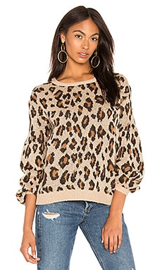 Go Wild Sweater AMUSE SOCIETY $70