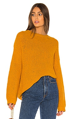 Amalia Knit Sweater AMUSE SOCIETY $58
