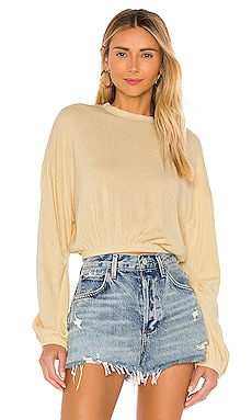 Melo Long Sleeve Top AMUSE SOCIETY $66