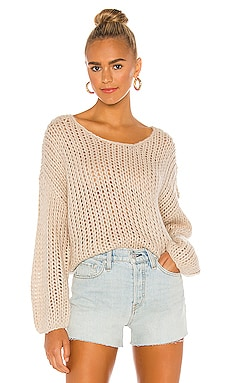 Desert Skies Long Sleeve Knit Sweater AMUSE SOCIETY $88 BEST SELLER