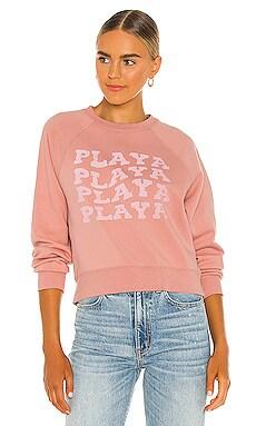 Playa Crew Sweatshirt AMUSE SOCIETY $22 (FINAL SALE)