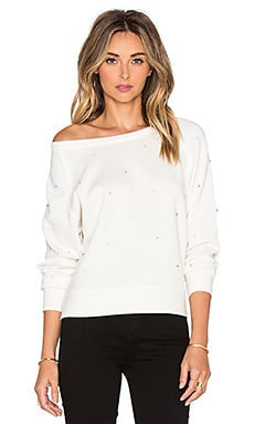 AMUSE SOCIETY Jetty Sweater in Casa Blanca
