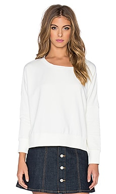AMUSE SOCIETY Emma Sweatshirt in Casa Blanca