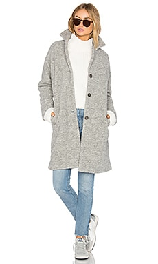 Evelyn Jacket en Gris Chiné