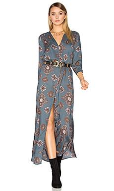 Avryl Woven Kimono