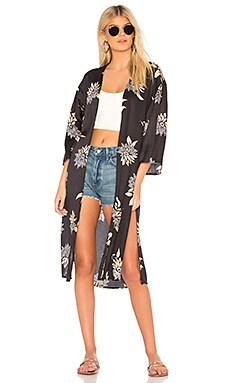 Lets Unwind Kimono AMUSE SOCIETY $73