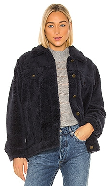 Shea Teddy Jacket AMUSE SOCIETY $44 (FINAL SALE)