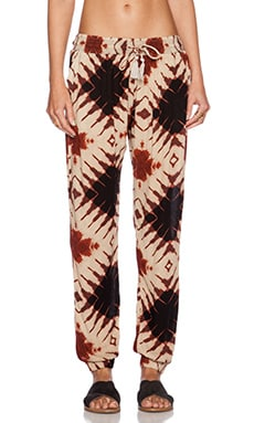 AMUSE SOCIETY Island Pant in Henna