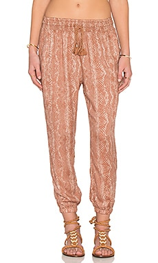 AMUSE SOCIETY Jenika Pant in Moccasin