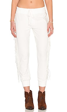 AMUSE SOCIETY Asher Sweatpant in Casa Blanca