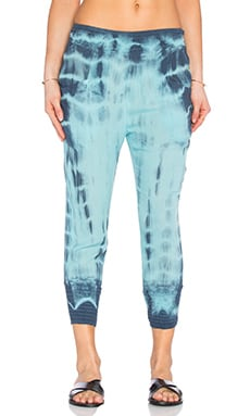 AMUSE SOCIETY Isla Pant in Ocean