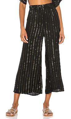 Dusk Till Dawn Wide Leg Pant AMUSE SOCIETY $35