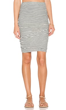 AMUSE SOCIETY Nellie Skirt in Casa Blanca