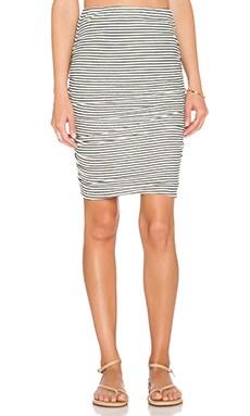 AMUSE SOCIETY Nellie Skirt in Casa Blanca