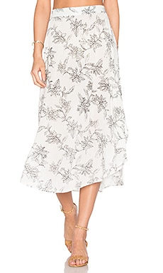 Fillmoore Skirt in Casa Blanca