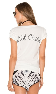 Wild Hearts Tee – 卡萨布兰卡白
