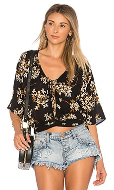Stevie Floral Blouse