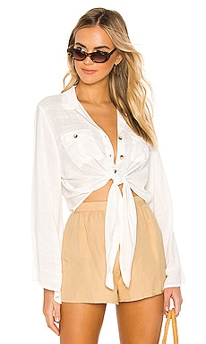 Hammock Button Up Top AMUSE SOCIETY $41