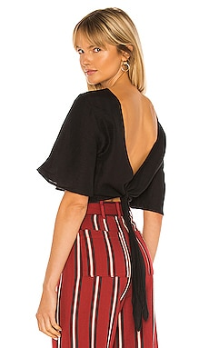Brie Top AMUSE SOCIETY $23 (FINAL SALE)