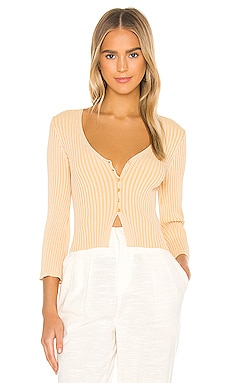Tropicana Sweater Top AMUSE SOCIETY $80 BEST SELLER