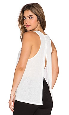 AMUSE SOCIETY Oxford Tank in Casa Blanca