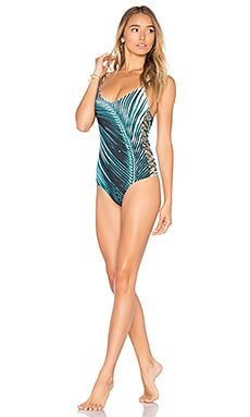 x Samudra Sandbar One Piece in Seafoam