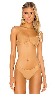 Kendal Demi Bikini Top AMUSE SOCIETY $52
