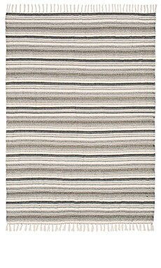 AMUSE SOCIETY Del Mar Beach Blanket in Stripe