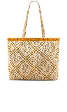 BOLSO TOTE COASTAL LOVE AFFAIR AMUSE SOCIETY $42
