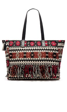 AMUSE SOCIETY Myrcer Tote in Multi
