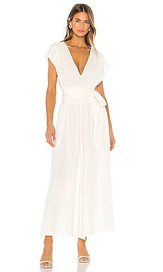 Anneka Deep V Jumpsuit ANAAK $263