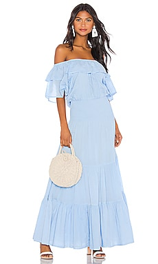 Jaisalmer Off Shoulder Dress ANAAK $450