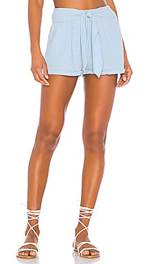 Maithili Tie Mini Shorts ANAAK $123