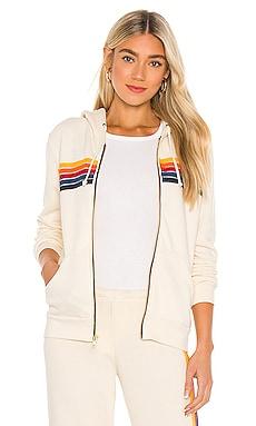 5 Stripe Hoodie Aviator Nation $189