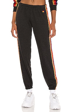 Classic Velvet Stripes Pant Aviator Nation $170