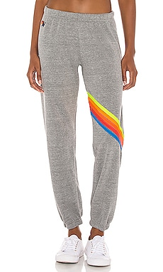 Chevron Sweatpant Aviator Nation $150