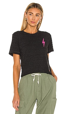 Bolt Stitch Boyfriend Tee Aviator Nation $83