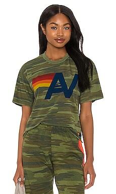 Boyfriend Logo Tee Aviator Nation $83