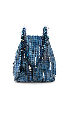 Katerina Backpack in Blue