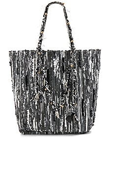 Vasso Large Bag in Black & White
