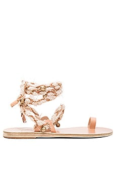 Clotho Sandal in Natur