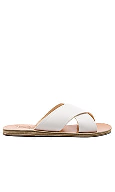 Thais Sandal in White