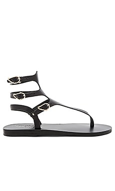 Themis Sandal in Black