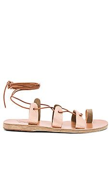 Сандалии alcyone - Ancient Greek Sandals ALCYONE MET