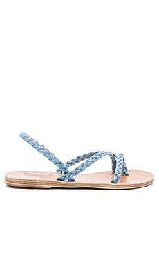 Yianna Denim Sandal