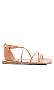 MELIVOIA サンダル Ancient Greek Sandals $175