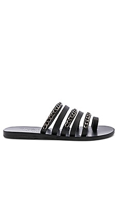 SANDALES NIKI Ancient Greek Sandals $270