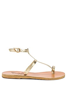 SANDALES ANTHI Ancient Greek Sandals $250 NOUVEAUTÉ