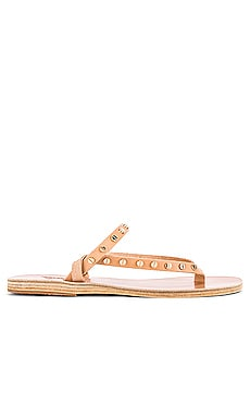 SANDALES MIRSINI NAILS Ancient Greek Sandals $260 NOUVEAUTÉ